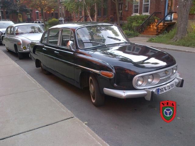 Tatra 603-2 – 1974