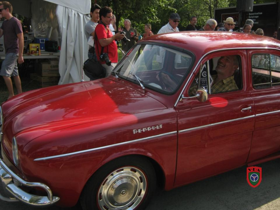 Renault Dauphine – 1959