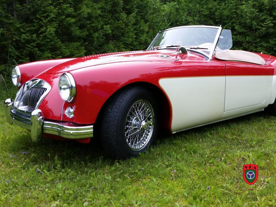 MG Type A – 1958