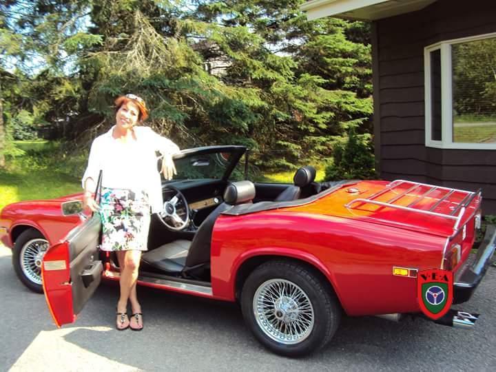 Jensen Healey Roadster – Serial 14525 – 1974