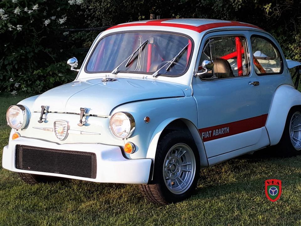 Fiat Abarth 1000 TC – 1972