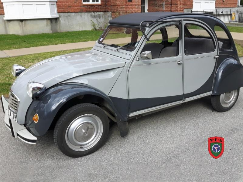 Citroën 2CV Charleston – 1989