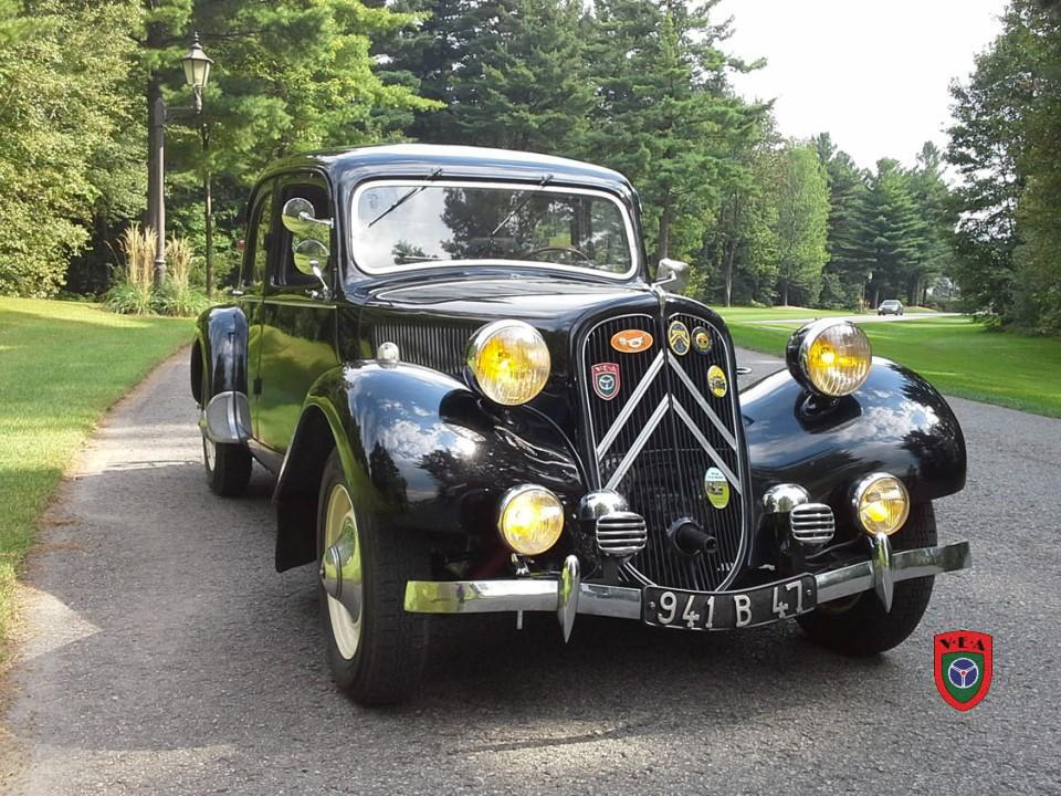 Citroën Traction 11BL – 1950