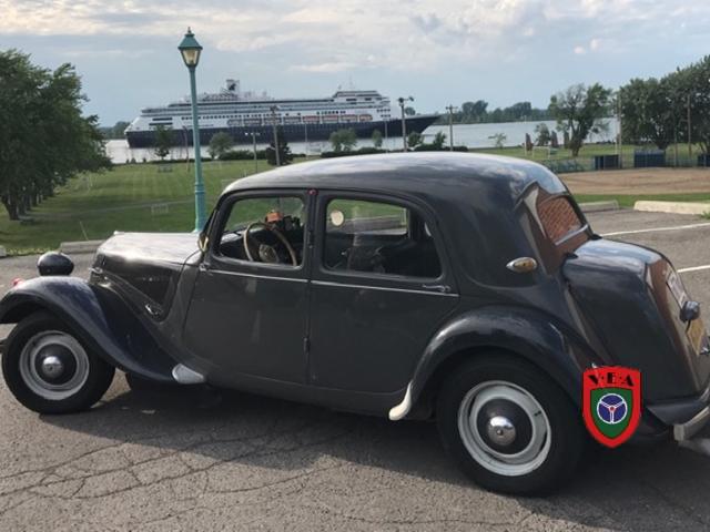 Citroën Traction BL- 1952