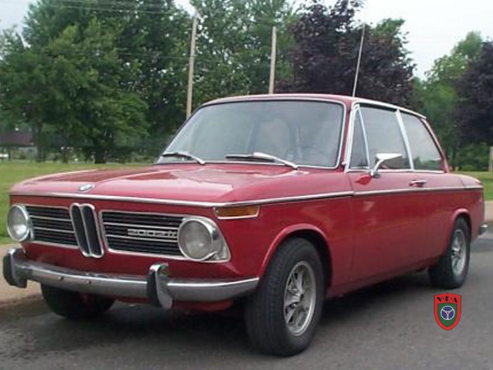 BMW 2002 Ti – 1969