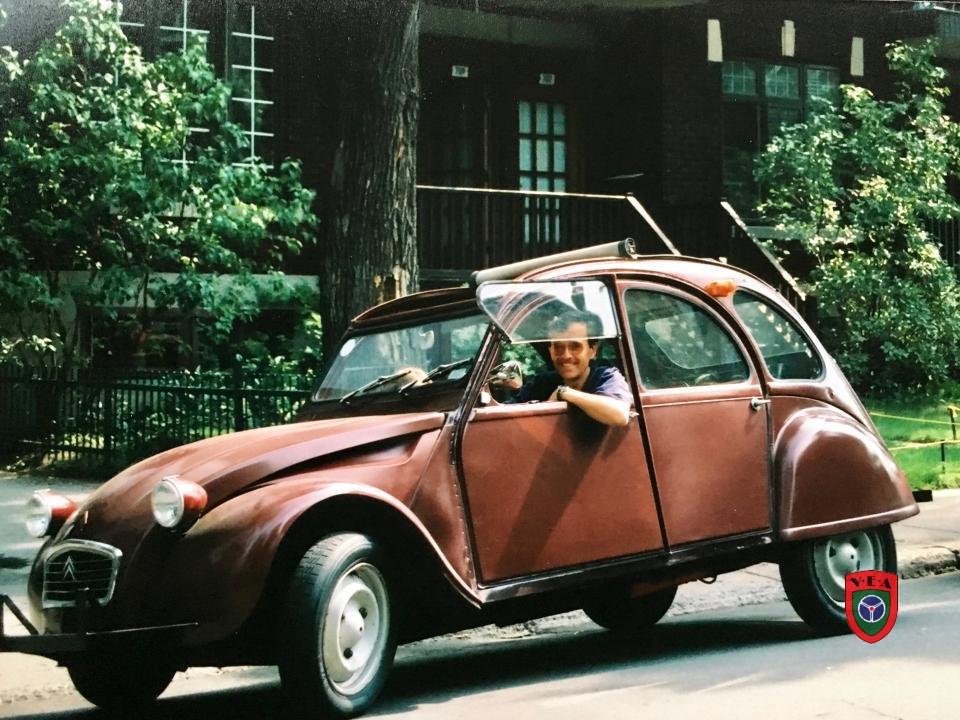 Citroën 2CV – 1966