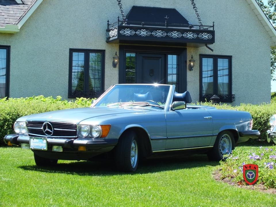 Mercedes-Benz 450SL – 1978