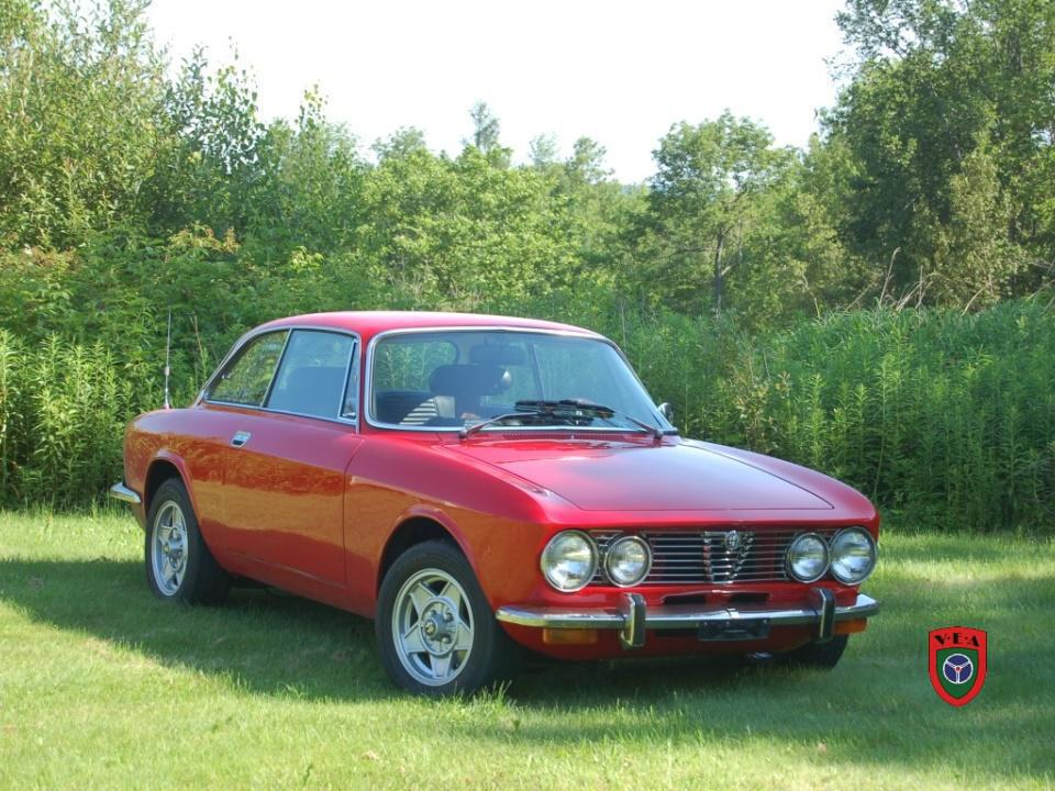 Alfa-Roméo GTV 2000 – 1972