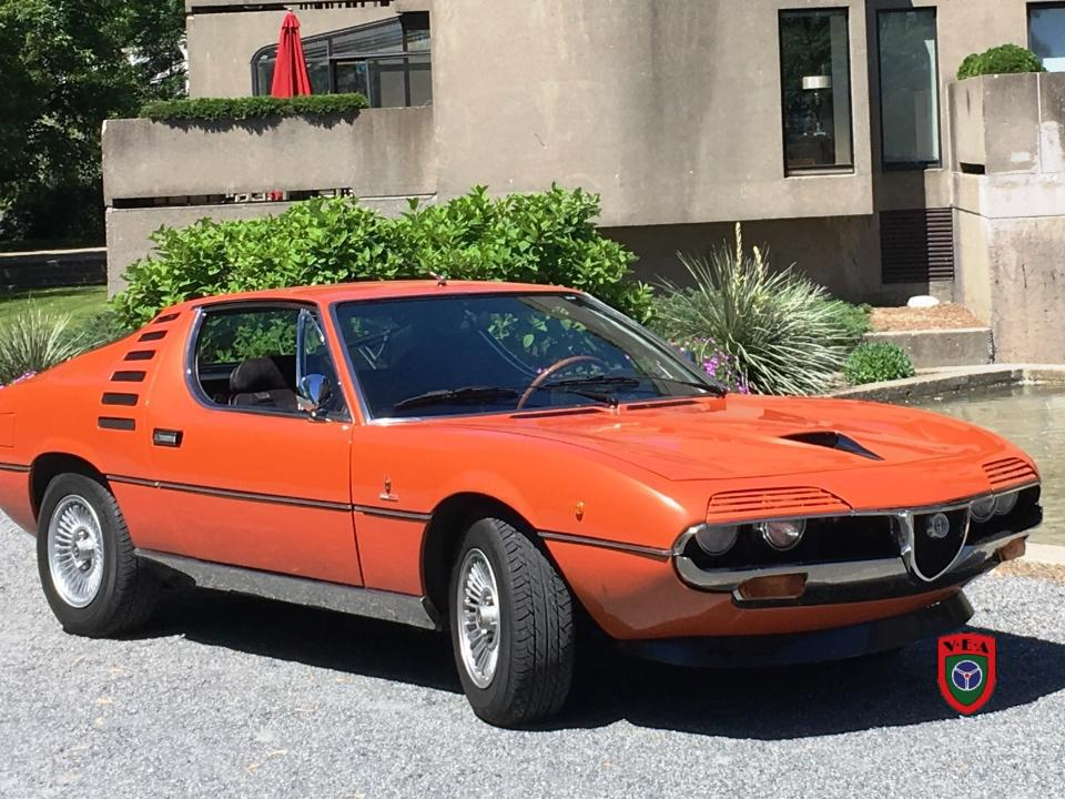 Alfa Romeo Montreal – 1971