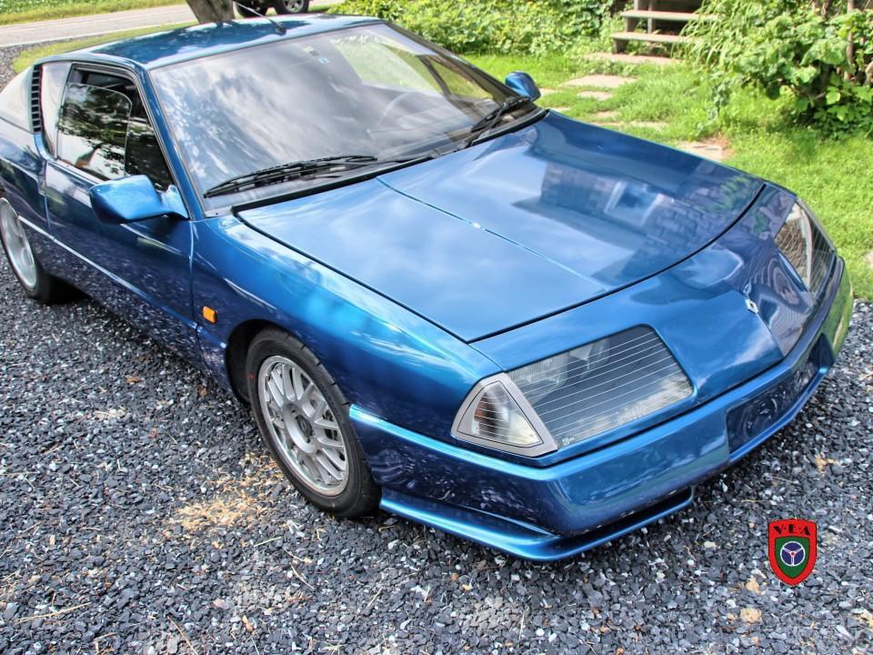 Alpine Renault GTA V6 Turbo – 1989