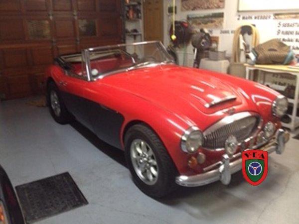 Austin Healey – BJ8 – MKIII – 3000 – 1966