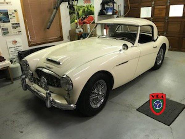 Austin Healey – BN7 –  MK1 – 3000 – 1961