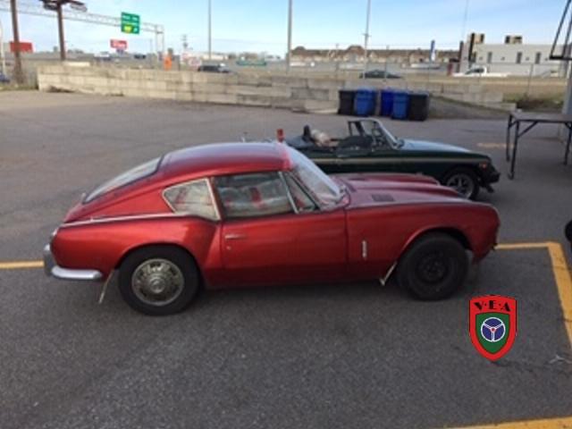 Triumph GT6 mk1 – 1965