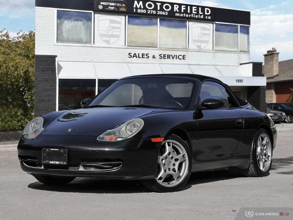Porsche 911 – Type 996 Convertible – 2003