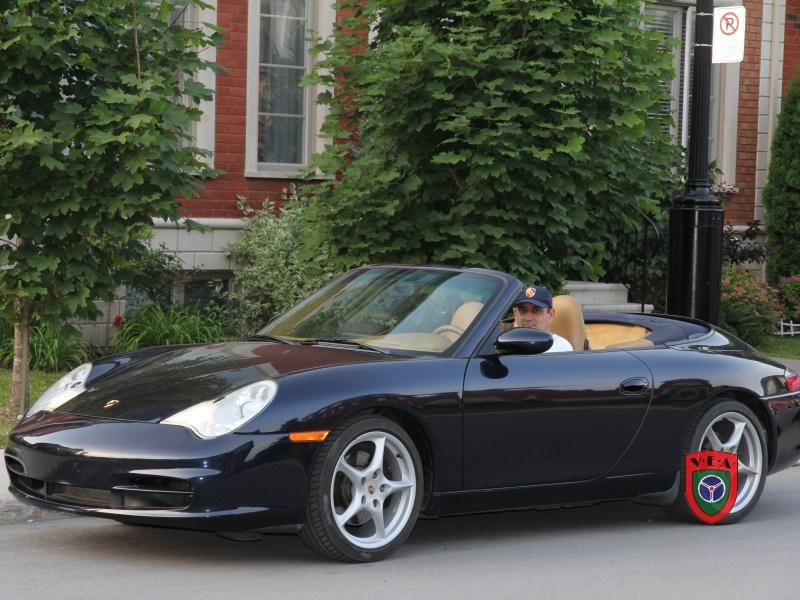 Porsche 911 Carrera – 2003