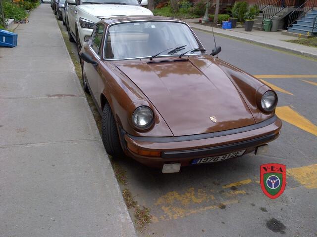 Porsche 912E – 1976