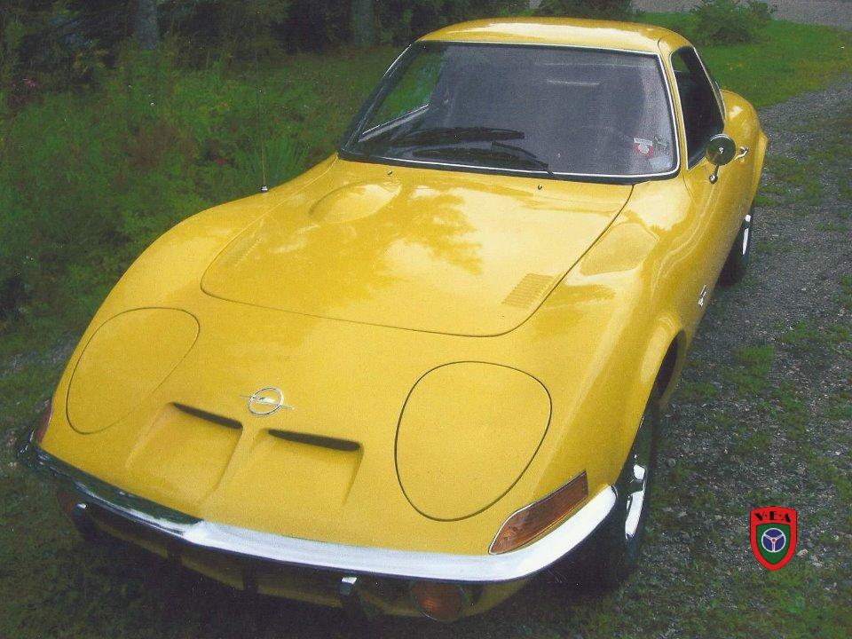 Opel  GT – 1970