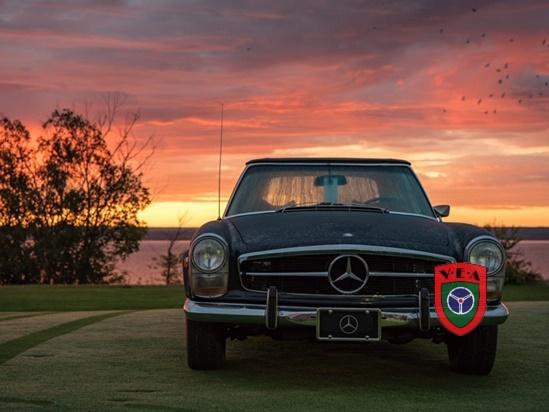 Mercedes-Benz 280SL – 1969