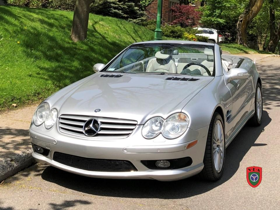 Mercedes-Benz SL55 – 2003