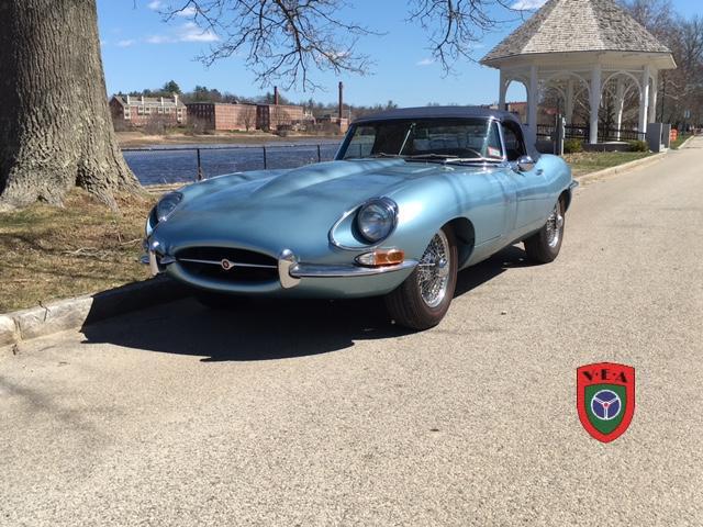 Jaguar Type E – 1968