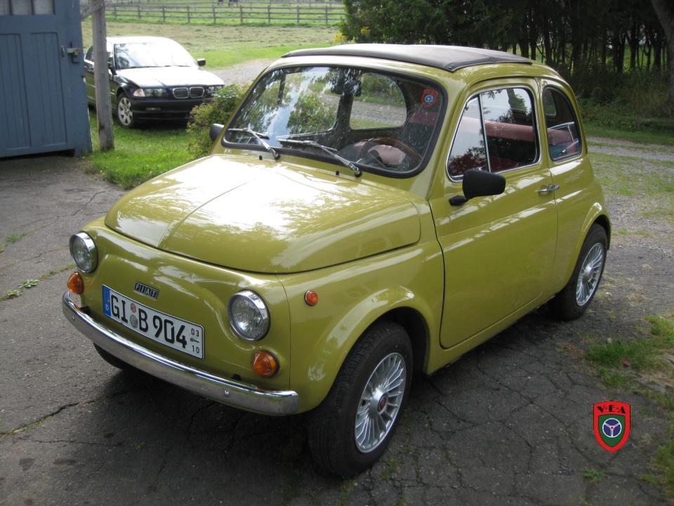 Fiat 500R – 1973