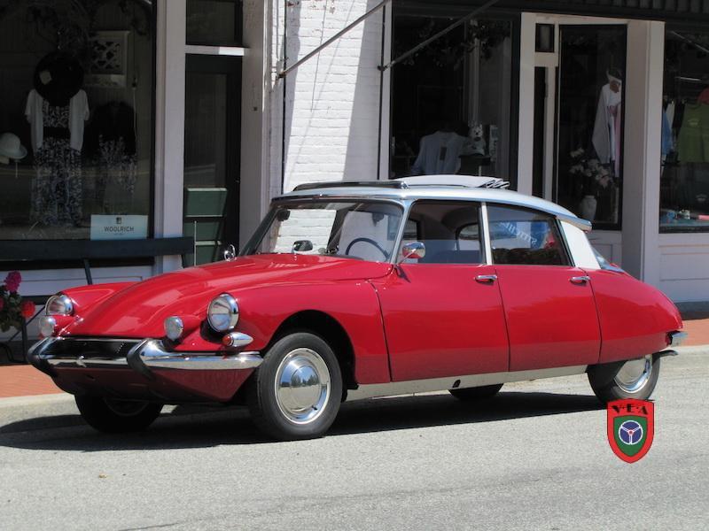 Citroën DS 19 – 1963