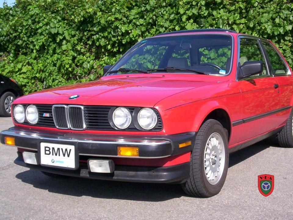 BMW 325es – 1986