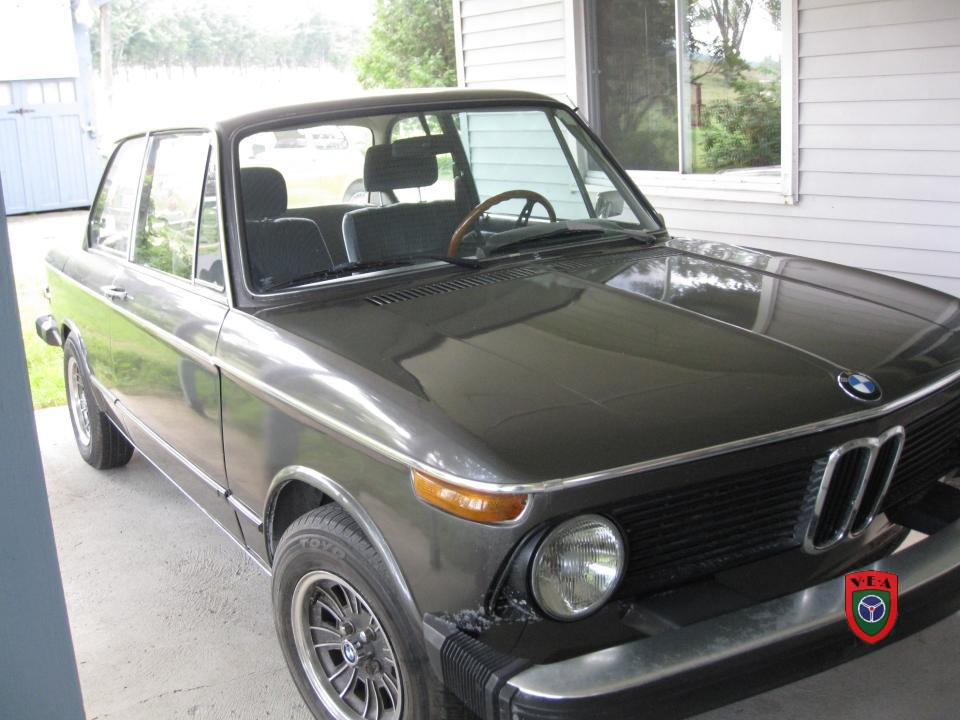 BMW 2002 – 1975