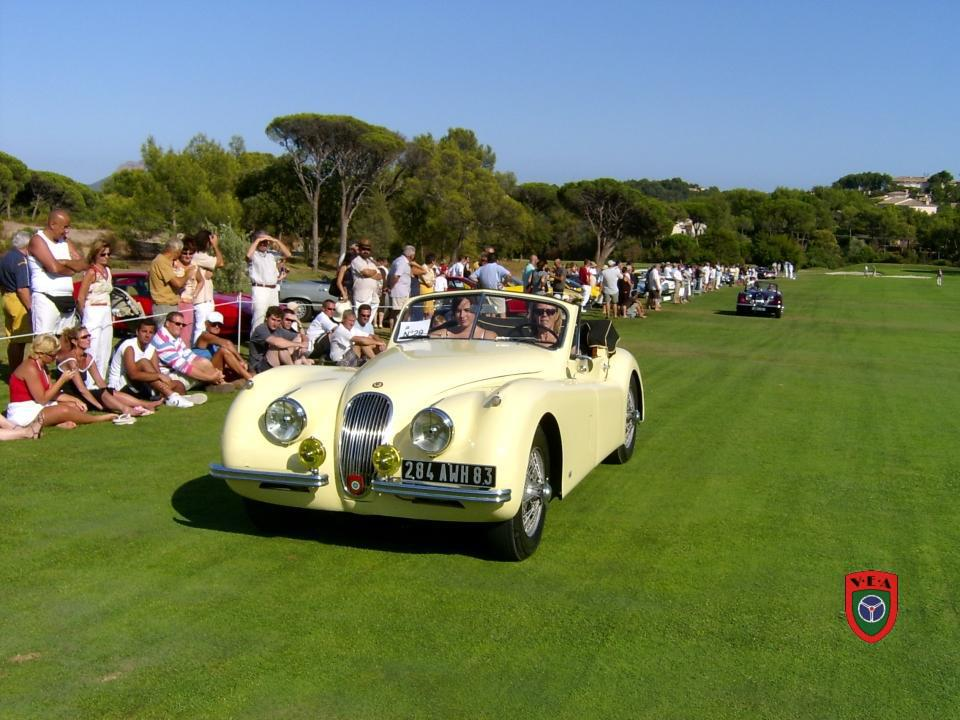 Jaguar XK 120 Convertible DHC – 1953