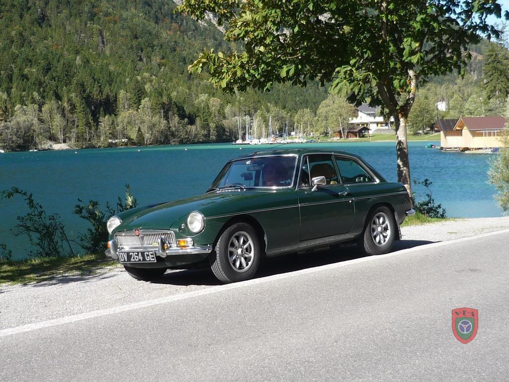 MG Type B GT – 1975