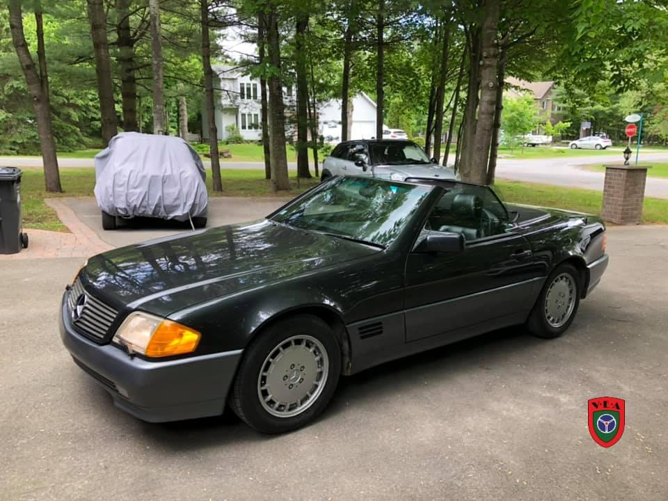 Mercedes-Benz 500SL – 1992