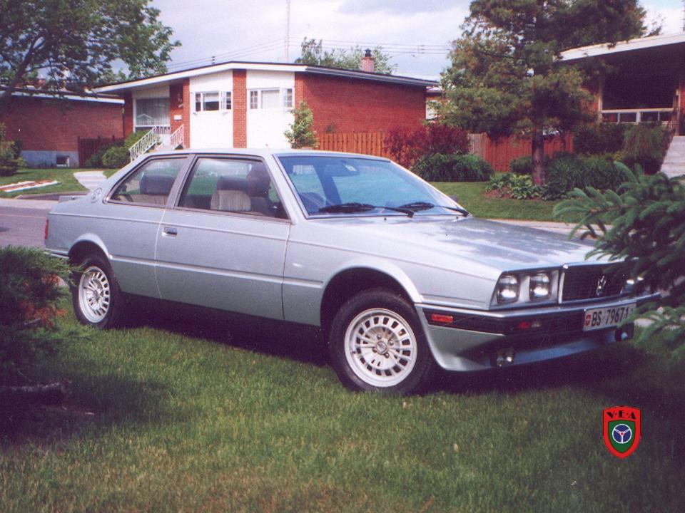 Maserati Biturbo – 1983
