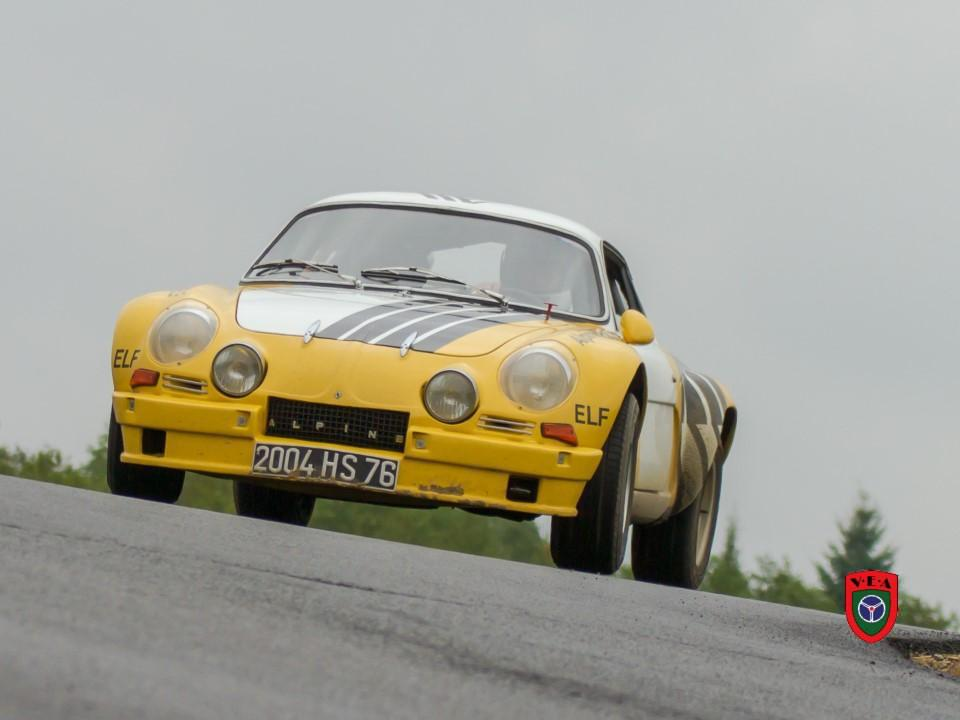 Alpine Renault A110 – 1974