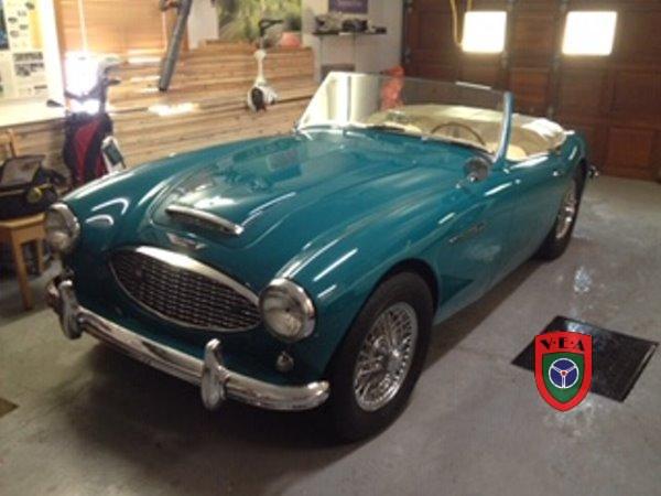 Austin Healey – BN4 – 100-6 -1959