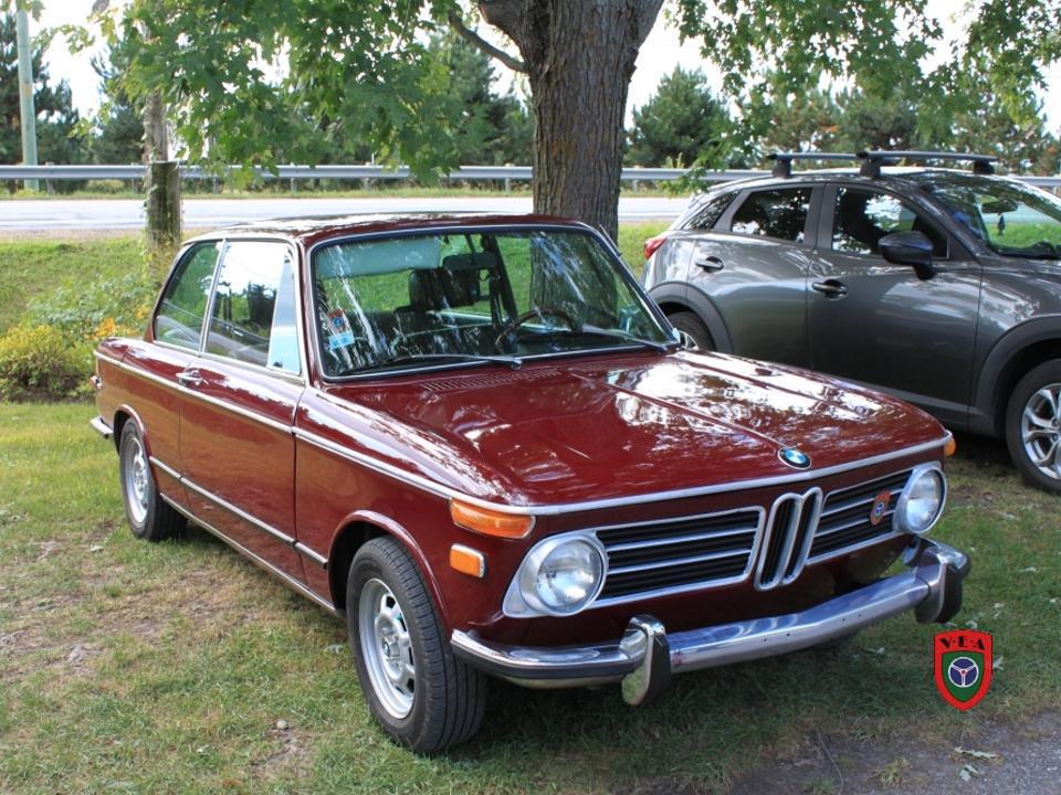 BMW 2002 Tii – 1972