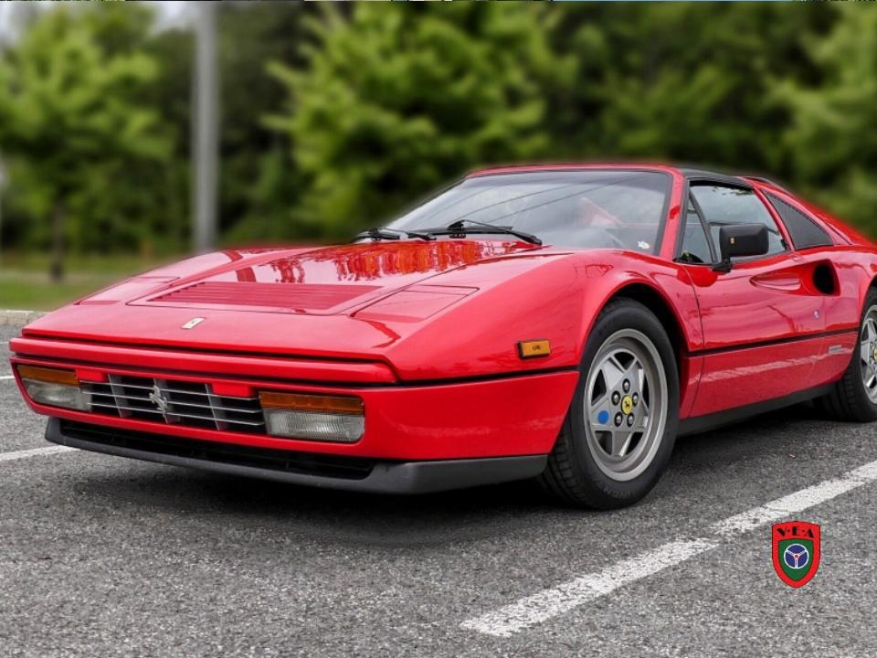 Ferrari 328 Gts 1989 Vea
