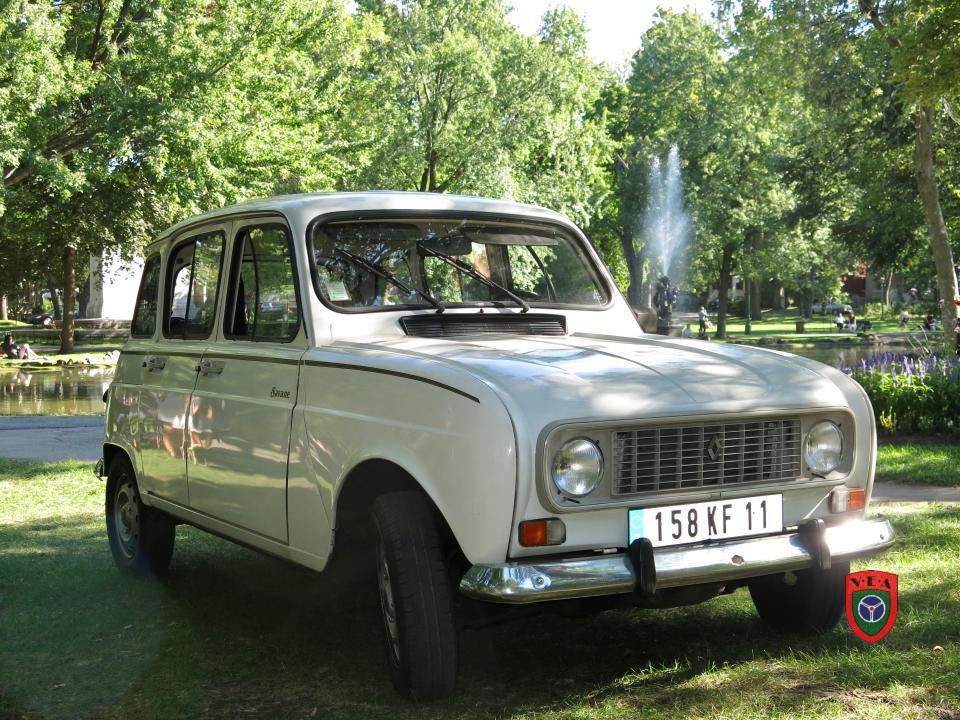 Renault 4 – 1972